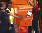 Malaysia công bố số tiền thu giữ trong nhà cựu Thủ tướng Najib
