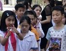 Lễ bế giảng đặc biệt của học sinh khiếm thính ở Hà Nội