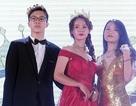 Nữ sinh Nguyễn Bỉnh Khiêm lộng lẫy như công chúa trong đêm dạ hội