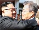 Tổng thống Hàn Quốc và nhà lãnh đạo Triều Tiên bất ngờ gặp mặt