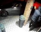 Trộm xe Mercedes-Benz trong 20 giây