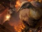 Tổ tiên của loài chim sống sót qua thiên thạch rơi như nào?