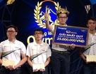 Suất thứ 3 dự Chung kết năm Đường lên đỉnh Olympia về với nam sinh Quảng Ninh