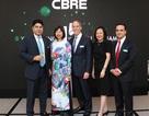 CBRE – 15 năm đồng hành cùng thị trường BĐS Việt Nam