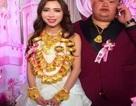 Đám cưới ngập vàng ở Trung Quốc gây xôn xao dư luận