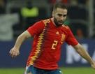Carvajal kịp bình phục để dự World Cup 2018