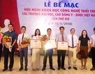 ĐH Duy Tân và 2 giải Nhất tại Hội nghị Khoa học Công nghệ Tuổi trẻ ngành Y - Dược