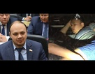 Quan chức Nga nguy cơ mất chức vì ở trong xe công với phụ nữ lạ