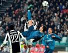 Bàn thắng đẹp nhất Champions League 2017/18: Bale vẫn xếp sau C.Ronaldo