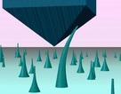Kim cương có thể trở nên dẻo khi ở dạng kim siêu mỏng