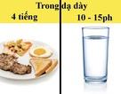 Có nên uống nước trong khi ăn?