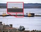 Tàu ngầm hạt nhân tuyệt mật của Nga bị lộ công nghệ mới