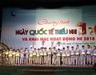 Đắk Lắk: Trao hơn 1.200 suất quà và học bổng đến trẻ em nghèo nhân dịp 1/6