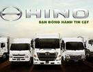 Xe tải Hino - Đối tác tin cậy trên mọi nẻo đường