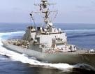 """Mỹ """"tố"""" tàu chiến Trung Quốc hành xử thiếu chuyên nghiệp ở Biển Đông"""