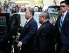"""Những hình ảnh đầu tiên của """"trùm"""" tình báo Triều Tiên tới New York đàm phán"""