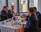 """Bữa tối đặc biệt của """"trùm"""" tình báo Triều Tiên tại New York"""