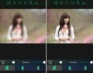 Ứng dụng tạo hiệu ứng mờ phông để tạo nên bức ảnh đẹp mắt