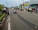 Băng qua đường, thanh niên bị xe khách tông tử vong tại chỗ