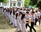 Hào hứng cảnh gần 800 học sinh nhảy Cha cha cha trong giờ ra chơi
