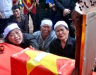 Hà Tĩnh đón 12 liệt sĩ hy sinh trên đất bạn Lào