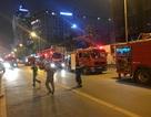 Hà Nội: Cháy tại toà nhà 25 tầng trên đường Lê Văn Lương