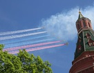 Nga trình diễn hàng trăm khí tài trong lễ duyệt binh mừng ngày Chiến thắng