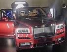 Hình ảnh đầu tiên của Rolls-Royce Cullinan SUV