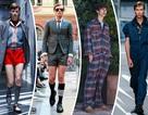 """Năm 2018, nam giới sẽ mặc quần soóc """"siêu ngắn"""" và """"jumpsuit""""?"""
