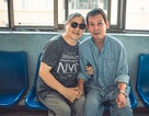 Câu chuyện xúc động đằng sau bộ ảnh đôi vợ chồng ở bệnh viện