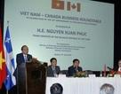 Thủ tướng Nguyễn Xuân Phúc tin sẽ có làn sóng đầu tư mới của Canada vào Việt Nam