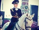 """Vẻ đẹp của """"bông hồng thép"""" Nga làm rung động dân mạng Nhật Bản"""
