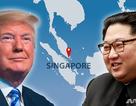 """""""Quốc đảo sư tử"""" ghi dấu ấn trong thượng đỉnh lịch sử Trump - Kim"""
