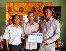 """30 triệu đồng hỗ trợ gia đình """"hiệp sĩ"""" Nguyễn Văn Thôi"""