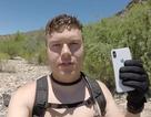 """iPhone X """"sống sót"""" nhiều tuần nằm dưới đáy sông"""