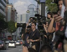 Hậu trường báo chí tác nghiệp nghẹt thở tại đàm phán Mỹ - Triều