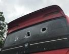Vụ xe khách bị côn đồ đập phá: Chuyển đơn của bị hại sang PC45 điều tra