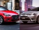 """Top xe bán chạy nhất Việt Nam: Kia, Mazda """"đấu"""" Toyota"""