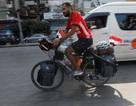 Đạp xe hơn 5.000 từ Ai Cập sang Nga để cổ vũ World Cup