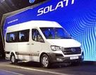 Hyundai lắp ráp Solati tại Việt Nam, cạnh tranh cùng Ford Transit