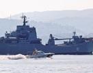 Tàu quân sự Nga tiếp tục chuyển thêm vũ khí tới Syria?