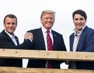 Ông Trump đăng loạt ảnh bác tin đồn bất hòa với G7