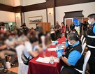 Cảnh sát Thái Lan bắt giữ băng nhóm móc túi người Việt