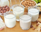 Những điều cần biết về sữa hạt và sức khoẻ