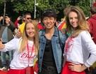 """Du học sinh Việt tại Nga hừng hực giữa """"chảo lửa"""" World Cup khiến bạn bè quê nhà ghen tị"""