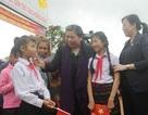 Phó Chủ tịch Quốc hội dự lễ khởi công xây dựng trường học miền núi