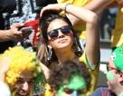 """Những """"bóng hồng"""" quyến rũ đang nắm giữ trái tim cầu thủ Brazil"""