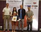 Cô gái Việt 16 tuổi giành giải Nhất Liên hoan guitar quốc tế châu Á