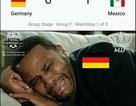 """Đương kim vô địch World Cup """"thất thủ"""", dân mạng chế ảnh ngập tràn Facebook"""