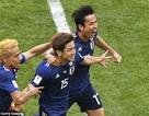 Colombia 1-2 Nhật Bản: Chơi hơn người, Nhật Bản tạo địa chấn